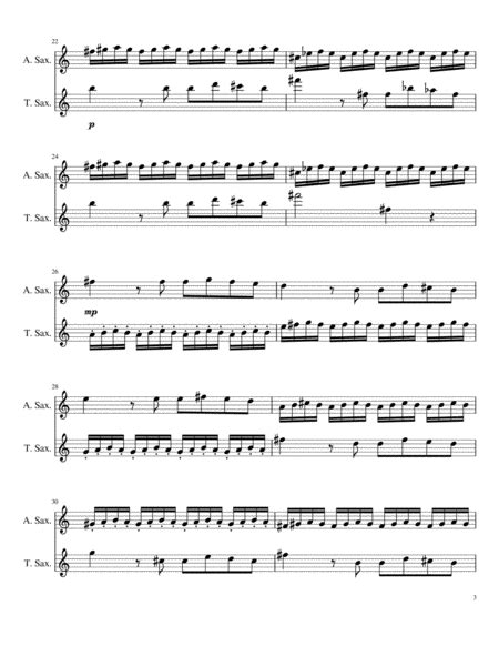 Joy To The World With Ode To Joy Trio Flute Baritone Sax With Piano Score Part  music sheet