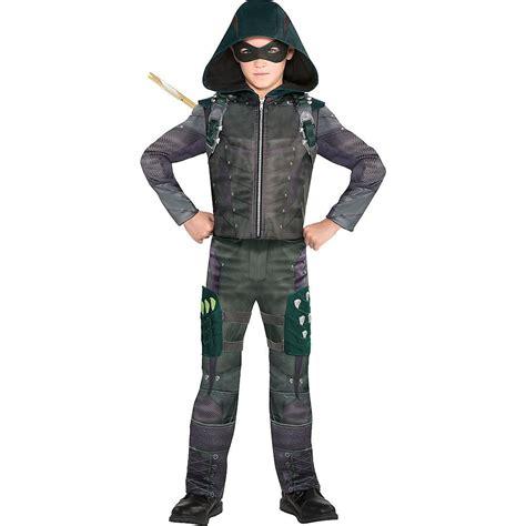 kids green arrow costume Target
