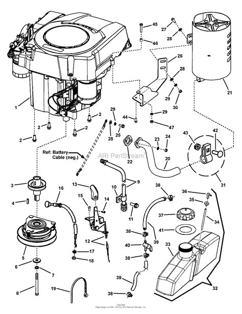 free download ebooks Kohler Courage 20 Engine Diagram