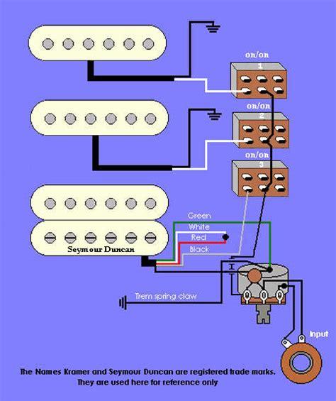 free download ebooks Kramer Pacer Guitar Wiring Diagram