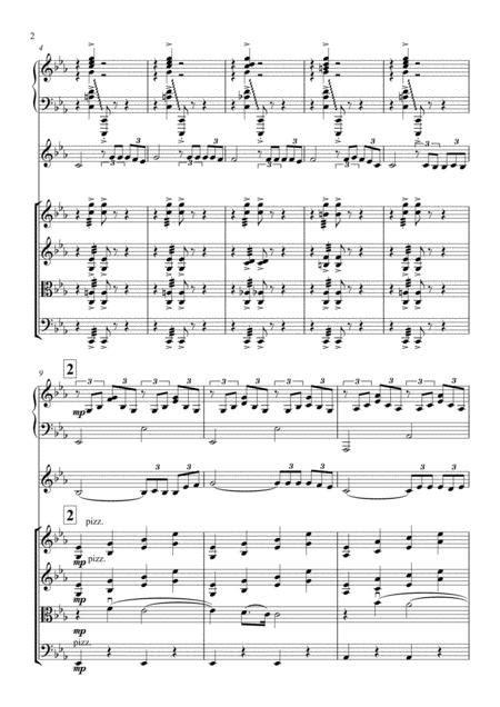 La Belle Histoire D Amour  music sheet