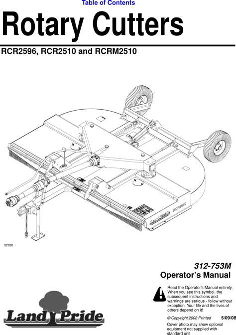 free download ebooks Land Pride Mower Wiring Diagram