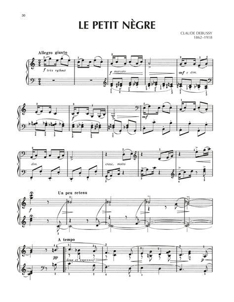 Le Petit Ngre  music sheet