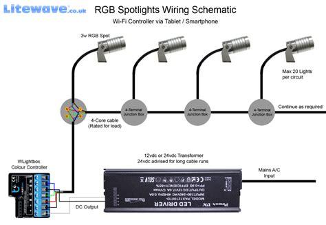 free download ebooks Led Spotlight Wiring Diagram