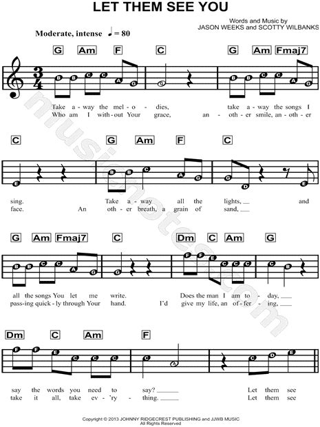 Let Them Come To Me For Ssa And Piano  music sheet