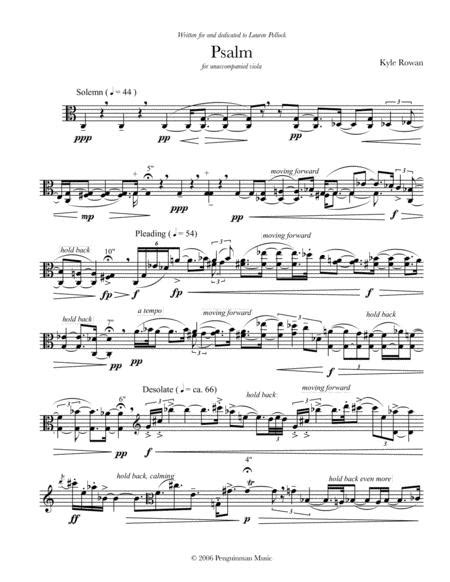 Letters From A Poet In Italy Eighteen In Italy Mvt I High Voce  music sheet