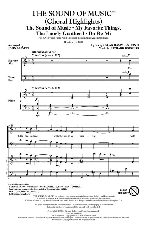 Liberation For Chorus And Orchestra  music sheet