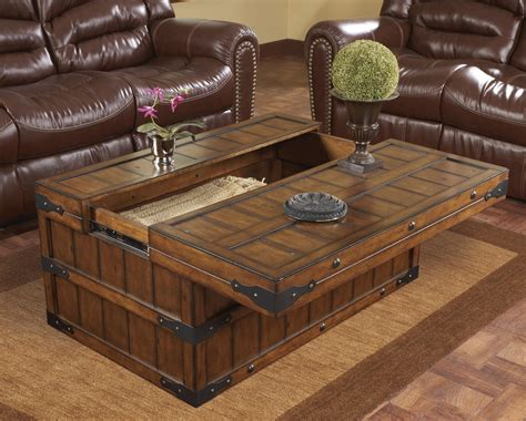 lift top coffee table Target