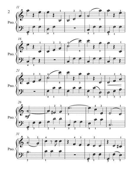 Littlest Viennese Waltzes For Easiest Piano Volume 1  music sheet