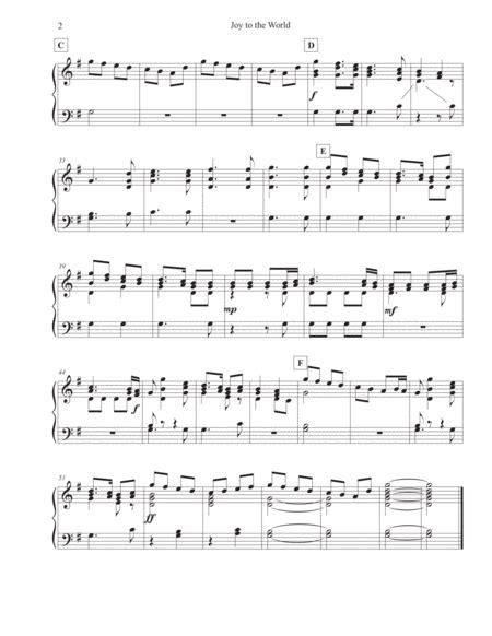 Love Came Down At Christmas For 2 Octave Handbell Choir  music sheet