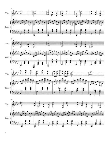 Love Is The Theme Piano Accompaniment For Oboe Tenor Sax  music sheet