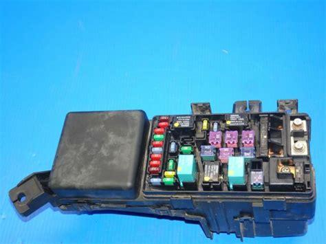 free download ebooks Main Fuse Box For 2010 Honda Odyssey