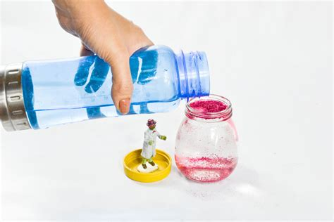 make your own snow globe wikiHow How to do anything