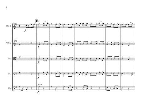 Mali National Anthem For String Orchestra Mfao World National Anthem Series  music sheet