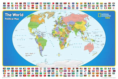 maps for kids National Geographic