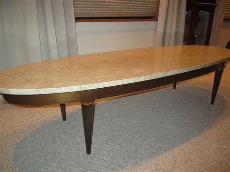 marble oval coffee table eBay