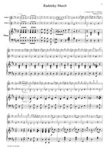 March Of The Dragons 1 Piano 4 Hands Elementary  music sheet