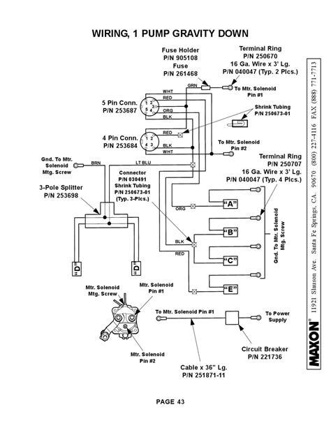 free download ebooks Maxon Bmr Wiring Diagram
