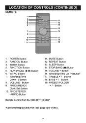 free download ebooks Memorex Mi1111 Manual.pdf