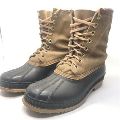 men pac boots eBay