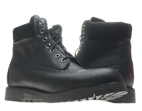 mens black timberland boots 6inch eBay