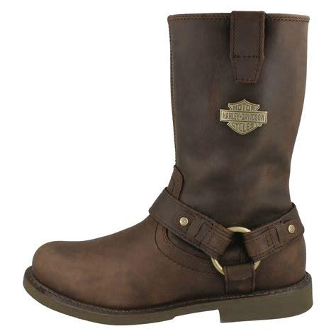 mens harley davidson boots eBay