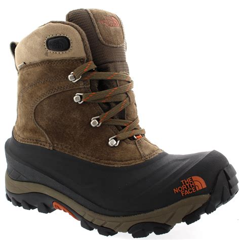 mens northface boots eBay