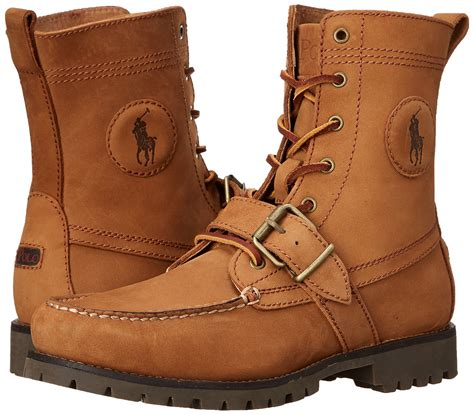 mens polo ranger boots eBay