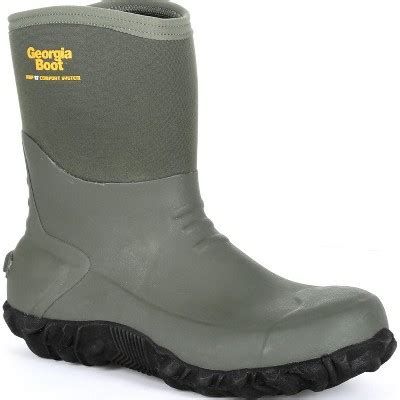 mens rubber boot Target
