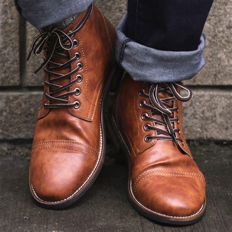 mens stylish boots eBay