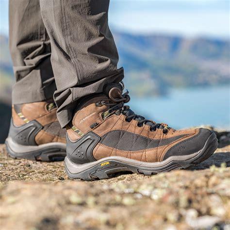 mens waterproof hiking boots eBay