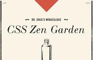 mezzoblue CSS Zen Garden Resources