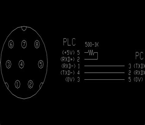 mitsubishi fx plc programming cable diagram mitsubishi omron plc programming cable wiring diagram images plc programming on mitsubishi fx plc programming cable diagram