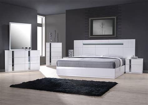 modern bedroom sets LA Furniture Store