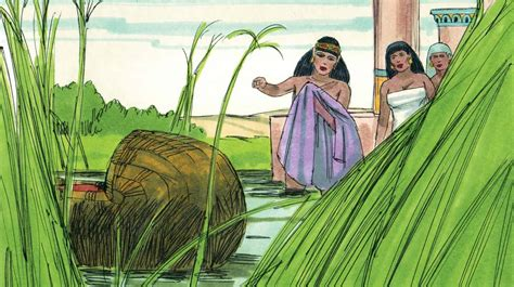 moses MINISTRY TO CHILDREN