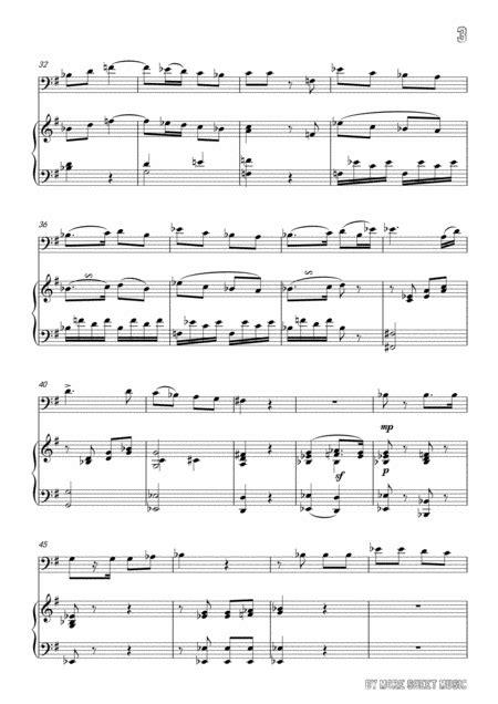 Mozart Das Veilchen For Cello And Piano  music sheet