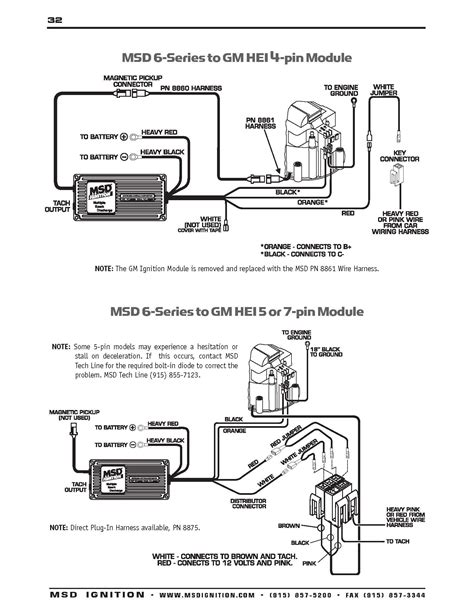free download ebooks Msd 6al Wiring Diagram Gm