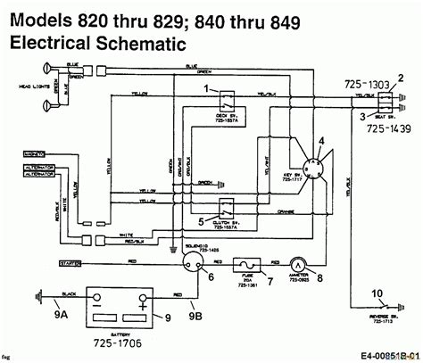 free download ebooks Mtd Wiring Schematic For Model 13a6695g118