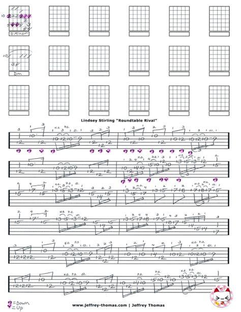 My Rival Bass Guitar  music sheet