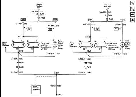 need a wire diagram for 2002 chevy S 10 for stop tail