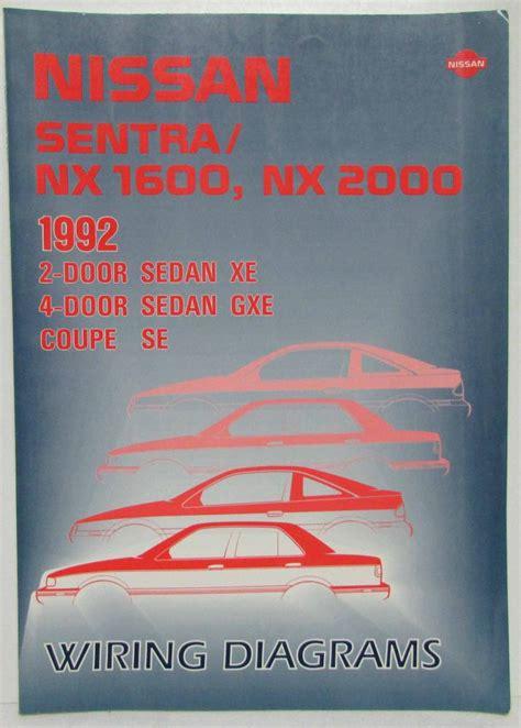 free download ebooks Nissan Nx 2000 Wiring Diagram