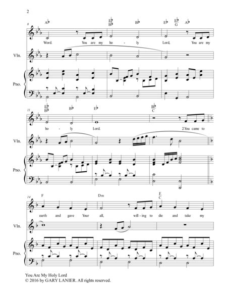 O Lord God Of Hosts With Holy Holy Worship Music By Gary Lanier Listening Mp3  music sheet