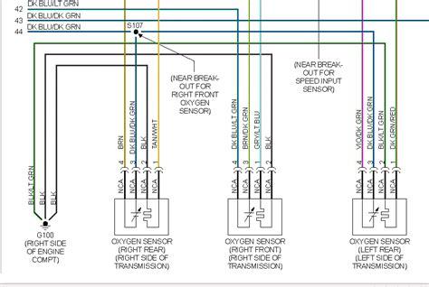 free download ebooks O2 Sensor 2005 Dodge Durango Wiring Diagram