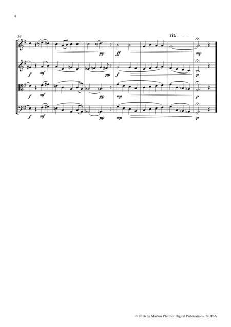 Oh Them Gospel Strings For String Trio 2 Violins Viola Opt Cello Part  music sheet