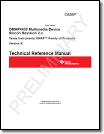 free download ebooks Omap4460 Technical Reference Manual.pdf