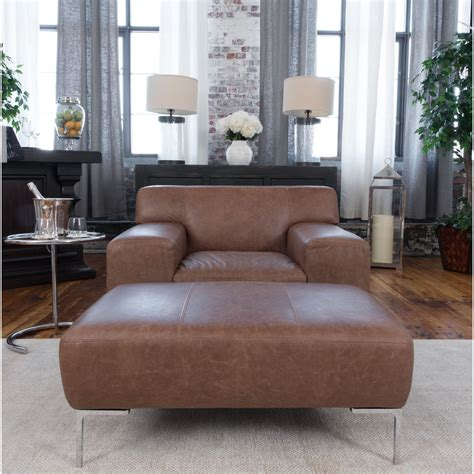 oversized chair and ottoman Target