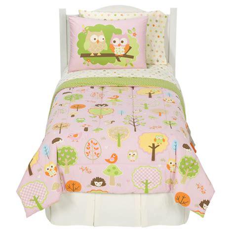 owl bedding Target