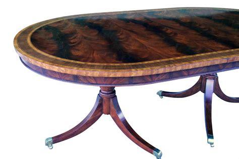 pedestal dining room table eBay