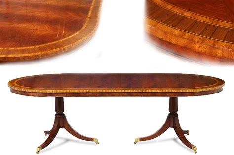 pedestal dining table oval eBay