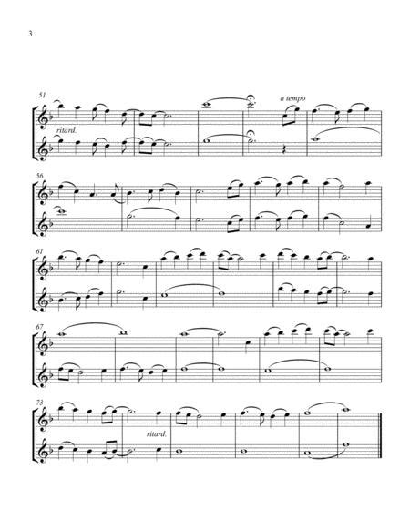 Perhaps Love Arranged For Piano And Bb Clarinet  music sheet